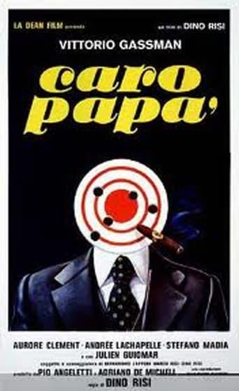 Poster of Caro papà