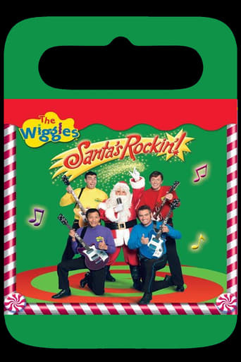 Poster of The Wiggles: Santa's Rockin'!