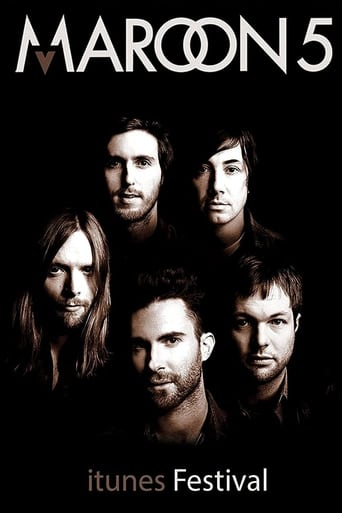 Poster of Maroon 5 - iTunes Festival 2014
