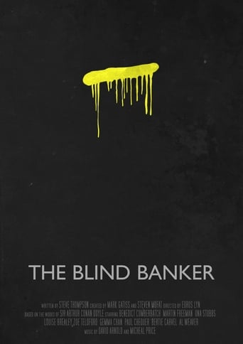 Poster of Sherlock : The Blind Banker