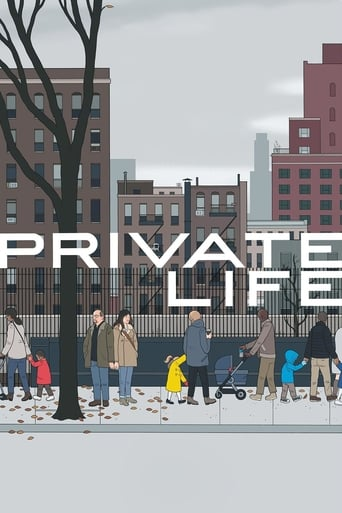 Poster of Private Life