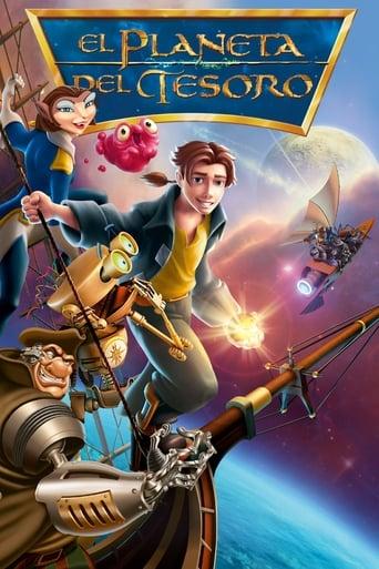 Poster of El planeta del tesoro