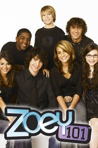 Poster of Zoey 101