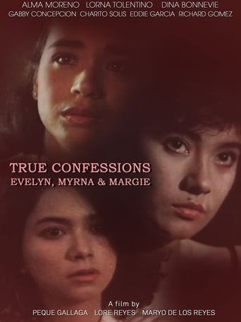 Poster of True Confessions: Evelyn, Myrna, & Margie