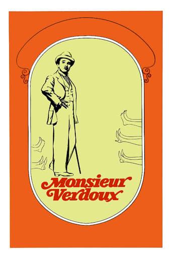 Poster of Monsieur Verdoux