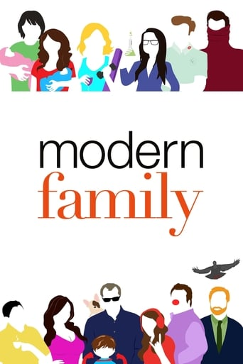 Poster of Taková moderní rodinka