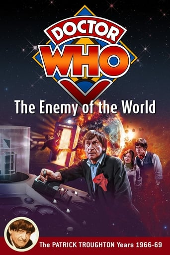 Poster of Doctor Who: The Enemy of the World