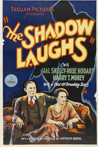 Poster of The Shadow Laughs