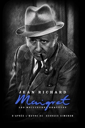 Poster of Les Enquêtes du commissaire Maigret