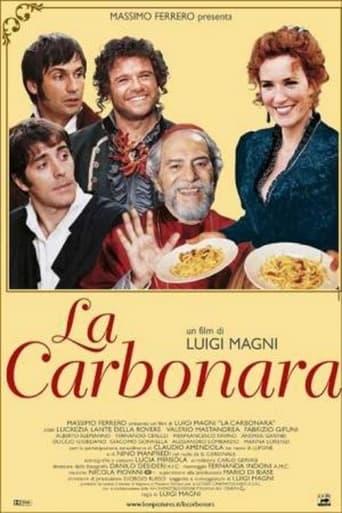 Poster of La carbonara