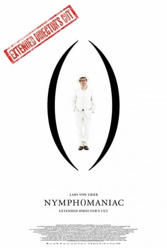 Poster of Nymphomaniac: Directors Cut