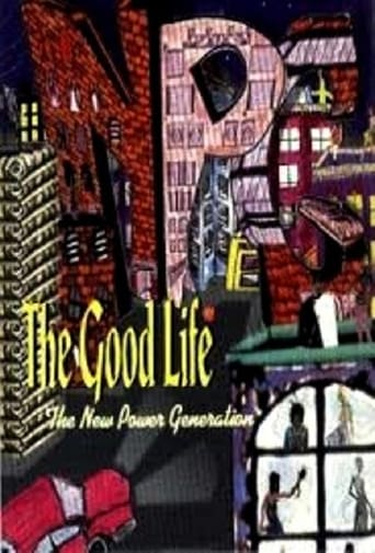 Poster of The Good Life
