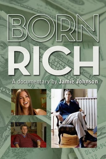 Poster of Born Rich