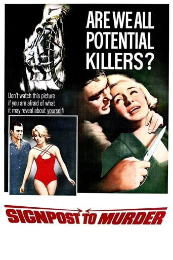 Poster of Signpost to Murder