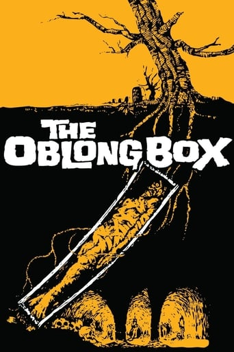 Poster of The Oblong Box
