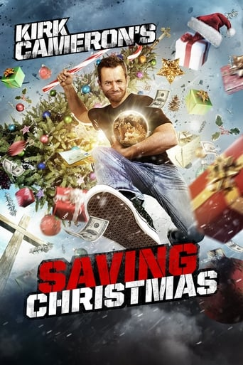 Poster of Saving Christmas
