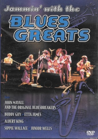 Poster of John Mayall & The Bluesbreakers: Jammin' with the Blues Greats