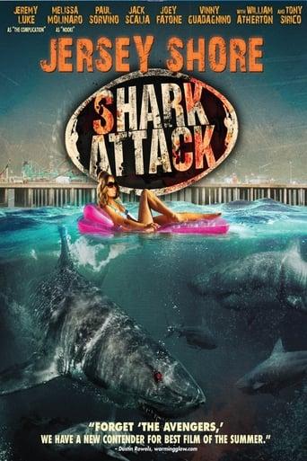 Poster of Jersey Shore Shark Attack