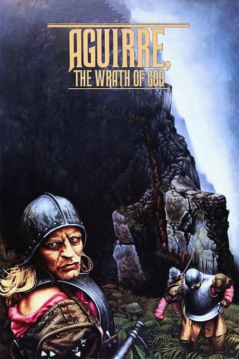 Poster of Aguirre, the Wrath of God