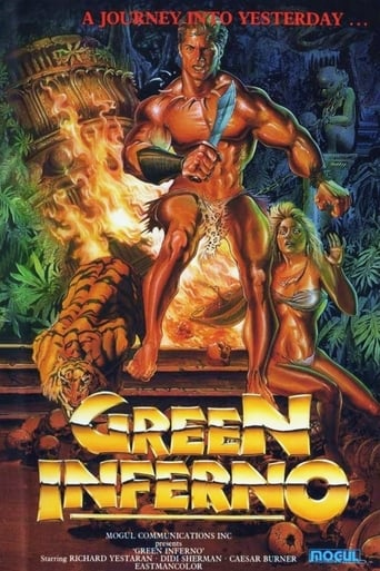 Poster of Green Inferno