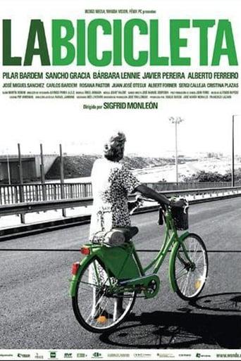 Poster of La bicicleta