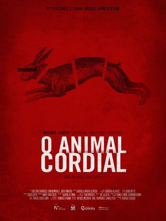 O Animal Cordial - Poster