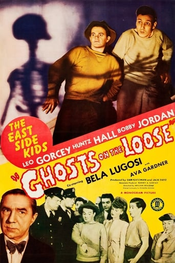 Poster of Ghosts on the Loose