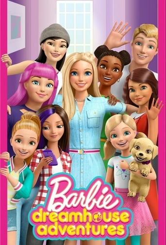 Poster of Barbie Dreamhouse Adventures