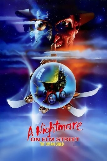 Poster of A Nightmare on Elm Street: The Dream Child