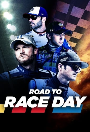 Poster of Road To Race Day