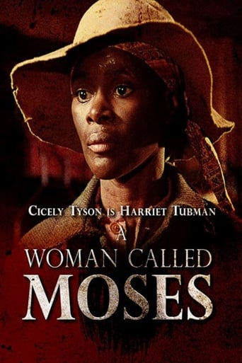 Poster of A Woman Called Moses