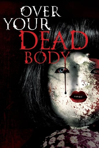 Poster of Over Your Dead Body