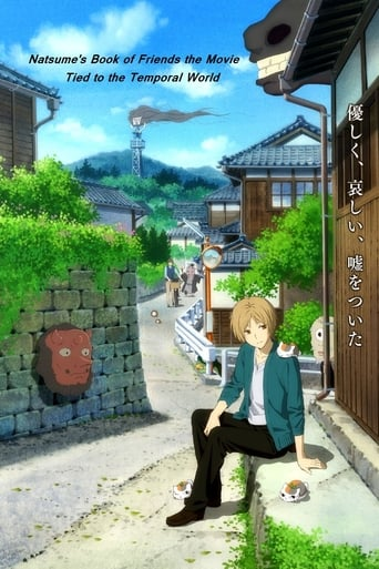 Poster of Natsume's Book of Friends: Ephemeral Bond