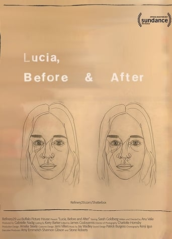 Poster of Lucia, Before and After