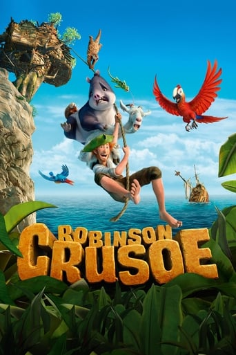Poster of Robinson Crusoe