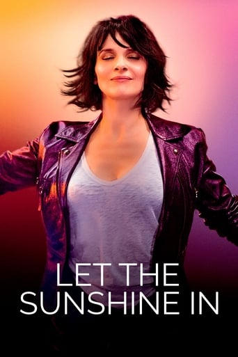 Poster of Let the Sunshine In
