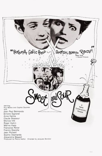 Poster of Sweet and Sour