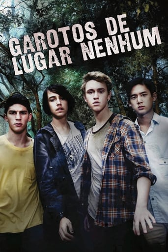 Poster of Nowhere Boys