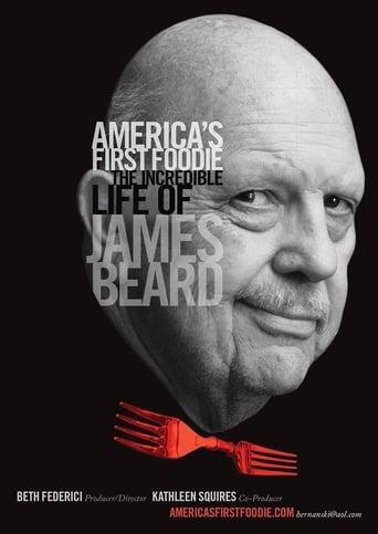Poster of James Beard: America's First Foodie