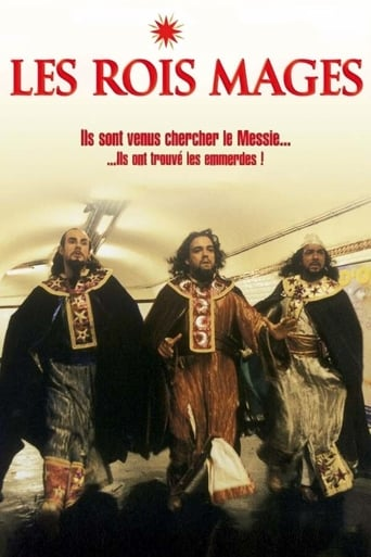 Poster of The Three Kings