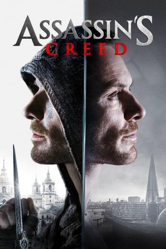 Filmplakat von Assassin's Creed