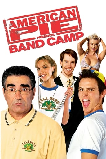 Poster of American Pie: Band Camp