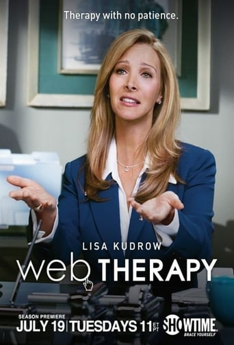 How old was Lisa Kudrow in Web Therapy