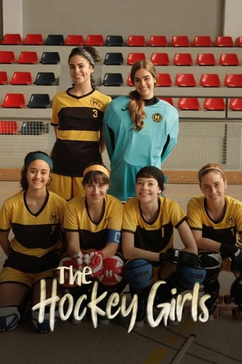Poster of The Hockey Girls