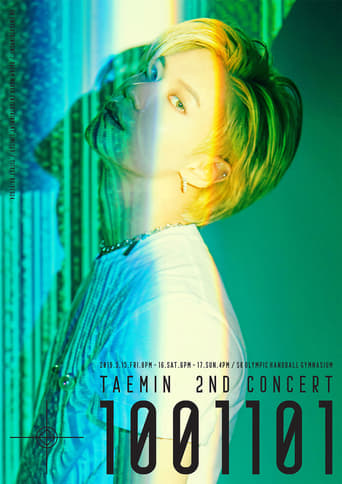 Taemin - the 2nd Concert T1001101