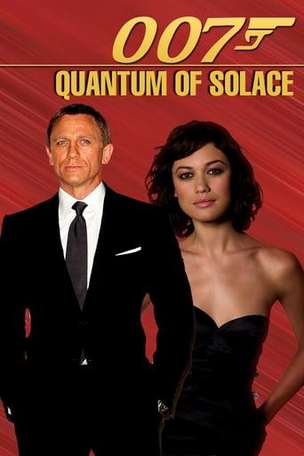Watch Quantum Of Solace (james Bond 007) 2008 Full Online