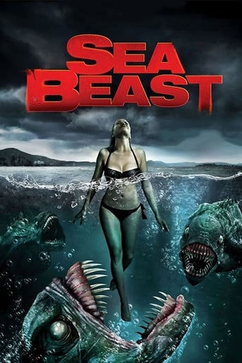 La bestia marina Sea Beast