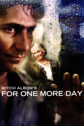 Poster of Mitch Albom's For One More Day