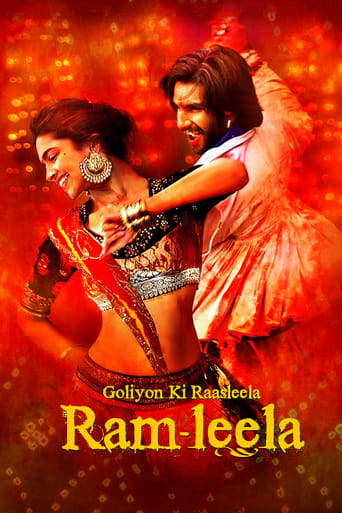 Poster of Goliyon Ki Raasleela Ram-Leela
