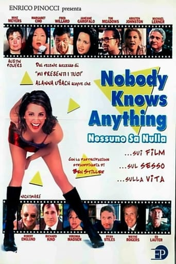 Poster of Nobody Knows Anything!